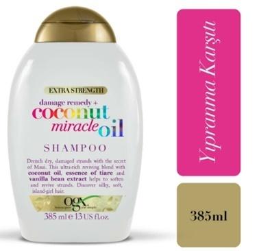 Organix Şampuan Coco.Mıracle Oıl 385Ml Renksiz